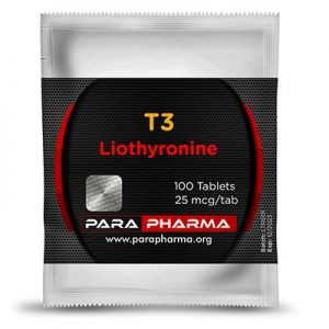 Order T3 10 packs  (1000 tabs (25mcg/tab)) with delivery in USA